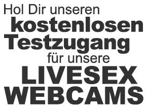 Kostenloser Livecam Testaccount