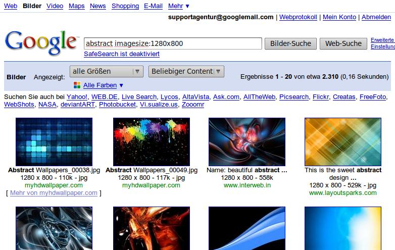 3Google-Bildersuche