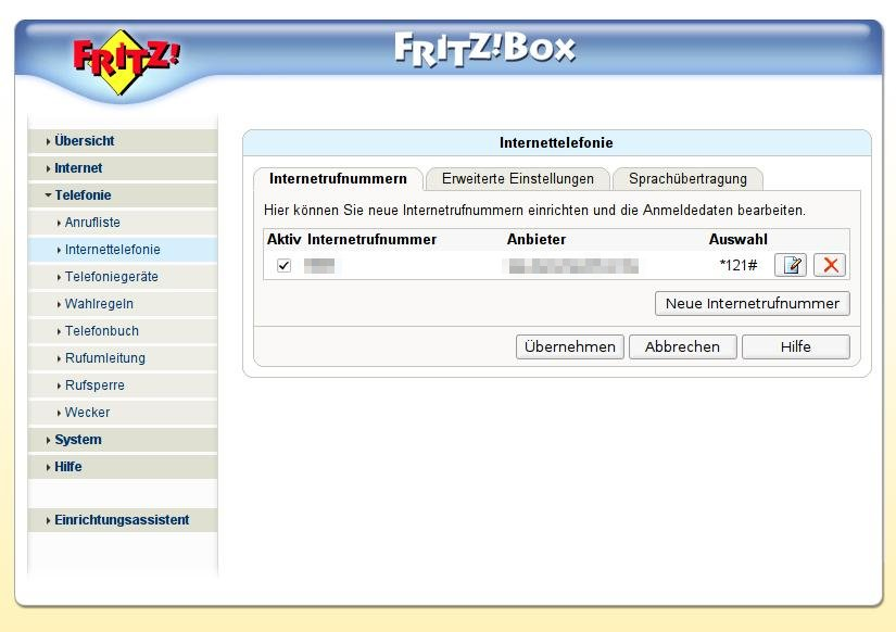 eumex zu fritzbox flashen